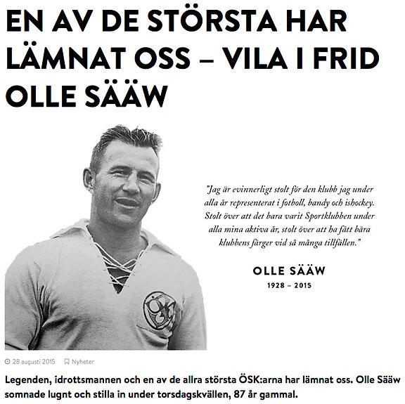 Kenth hultqvist om bandyns malkungar